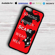 Wonder Woman Strong Quotes iPhone 4/4S 5 S/C/SE 6/6S Plus 7| Samsung Galaxy S4 S5 S6 S7 NOTE 3 4 5| LG G2 G3 G4| MOTOROLA MOTO X X2 NEXUS 6| SONY Z3 Z4 MINI| HTC ONE X M7 M8 M9 M8 MINI CASE