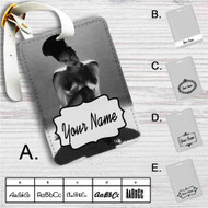 Beyonce Sorry Custom Leather Luggage Tag