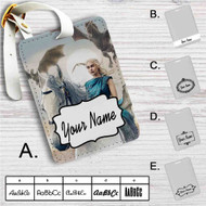 Game of Thrones Daenerys Custom Leather Luggage Tag