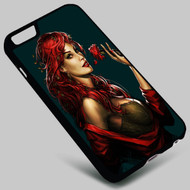 Poison Ivy Batman Iphone 5 5S 5C Case