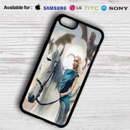 Game of Thrones Daenerys iPhone 4/4S 5 S/C/SE 6/6S Plus 7| Samsung Galaxy S4 S5 S6 S7 NOTE 3 4 5| LG G2 G3 G4| MOTOROLA MOTO X X2 NEXUS 6| SONY Z3 Z4 MINI| HTC ONE X M7 M8 M9 M8 MINI CASE