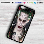 Joker Suicide Squad iPhone 4/4S 5 S/C/SE 6/6S Plus 7| Samsung Galaxy S4 S5 S6 S7 NOTE 3 4 5| LG G2 G3 G4| MOTOROLA MOTO X X2 NEXUS 6| SONY Z3 Z4 MINI| HTC ONE X M7 M8 M9 M8 MINI CASE