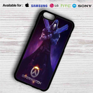 Overwatch Reaper iPhone 4/4S 5 S/C/SE 6/6S Plus 7| Samsung Galaxy S4 S5 S6 S7 NOTE 3 4 5| LG G2 G3 G4| MOTOROLA MOTO X X2 NEXUS 6| SONY Z3 Z4 MINI| HTC ONE X M7 M8 M9 M8 MINI CASE