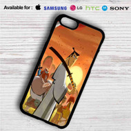 Samurai Jack 1 iPhone 4/4S 5 S/C/SE 6/6S Plus 7| Samsung Galaxy S4 S5 S6 S7 NOTE 3 4 5| LG G2 G3 G4| MOTOROLA MOTO X X2 NEXUS 6| SONY Z3 Z4 MINI| HTC ONE X M7 M8 M9 M8 MINI CASE