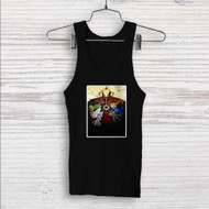 Naruto Chakra and Bijuu Mode Custom Men Woman Tank Top T Shirt Shirt