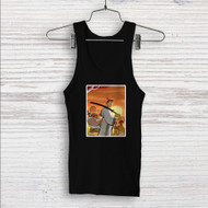 Samurai Jack Anime Custom Men Woman Tank Top T Shirt Shirt