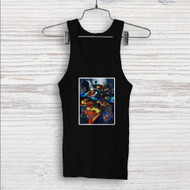 Young Justice Superhero Custom Men Woman Tank Top T Shirt Shirt