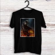 Dark Souls 3 Fire Custom T Shirt Tank Top Men and Woman
