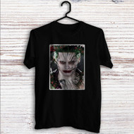Joker Suicide Squad Custom T Shirt Tank Top Men and Woman
