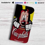 Mickey Campbells Custom Leather Wallet iPhone 4/4S 5S/C 6/6S Plus 7| Samsung Galaxy S4 S5 S6 S7 Note 3 4 5| LG G2 G3 G4| Motorola Moto X X2 Nexus 6| Sony Z3 Z4 Mini| HTC ONE X M7 M8 M9 Case