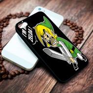 I'm Not ZELDA Iphone 4 4s 5 5s 5c 6 6plus 7 case / cases