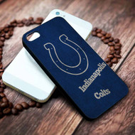 Indianapolis Colts on your case iphone 4 4s 5 5s 5c 6 6plus 7 case / cases