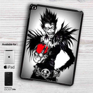 "Death Note With Apple iPad 2 3 4 iPad Mini 1 2 3 4 iPad Air 1 2 | Samsung Galaxy Tab 10.1"" Tab 2 7"" Tab 3 7"" Tab 3 8"" Tab 4 7"" Case"