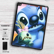 "Disney Stitch Face iPad 2 3 4 iPad Mini 1 2 3 4 iPad Air 1 2 | Samsung Galaxy Tab 10.1"" Tab 2 7"" Tab 3 7"" Tab 3 8"" Tab 4 7"" Case"
