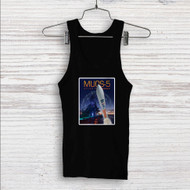 Atlas V MUOS-5 Launch Broadcast Custom Men Woman Tank Top T Shirt Shirt