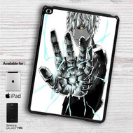 "Genos One Punch Man iPad 2 3 4 iPad Mini 1 2 3 4 iPad Air 1 2 | Samsung Galaxy Tab 10.1"" Tab 2 7"" Tab 3 7"" Tab 3 8"" Tab 4 7"" Case"