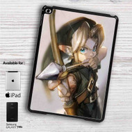 "Link Zelda Arrow iPad 2 3 4 iPad Mini 1 2 3 4 iPad Air 1 2 | Samsung Galaxy Tab 10.1"" Tab 2 7"" Tab 3 7"" Tab 3 8"" Tab 4 7"" Case"