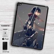 "Mikasa Ackerman Attack on Titan 1 iPad 2 3 4 iPad Mini 1 2 3 4 iPad Air 1 2 | Samsung Galaxy Tab 10.1"" Tab 2 7"" Tab 3 7"" Tab 3 8"" Tab 4 7"" Case"