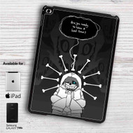 "Sans Undertale 1 iPad 2 3 4 iPad Mini 1 2 3 4 iPad Air 1 2 | Samsung Galaxy Tab 10.1"" Tab 2 7"" Tab 3 7"" Tab 3 8"" Tab 4 7"" Case"