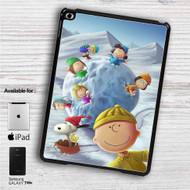 "Snoopy The Peanuts Gang With Snowball iPad 2 3 4 iPad Mini 1 2 3 4 iPad Air 1 2 | Samsung Galaxy Tab 10.1"" Tab 2 7"" Tab 3 7"" Tab 3 8"" Tab 4 7"" Case"