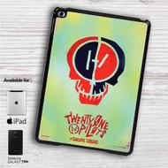 "Twenty One Pilot Suicide Squad iPad 2 3 4 iPad Mini 1 2 3 4 iPad Air 1 2 | Samsung Galaxy Tab 10.1"" Tab 2 7"" Tab 3 7"" Tab 3 8"" Tab 4 7"" Case"