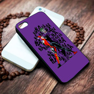 Joker and Harley Quinn Dance on your case iphone 4 4s 5 5s 5c 6 6plus 7 case / cases