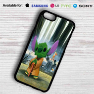 Disney Stitch Yoda iPhone 4/4S 5 S/C/SE 6/6S Plus 7| Samsung Galaxy S4 S5 S6 S7 NOTE 3 4 5| LG G2 G3 G4| MOTOROLA MOTO X X2 NEXUS 6| SONY Z3 Z4 MINI| HTC ONE X M7 M8 M9 M8 MINI CASE