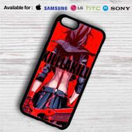 Kill la Kill 1 iPhone 4/4S 5 S/C/SE 6/6S Plus 7| Samsung Galaxy S4 S5 S6 S7 NOTE 3 4 5| LG G2 G3 G4| MOTOROLA MOTO X X2 NEXUS 6| SONY Z3 Z4 MINI| HTC ONE X M7 M8 M9 M8 MINI CASE