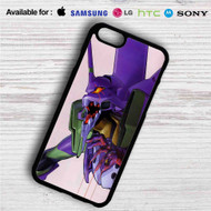 Neon Genesis Evangelion Eva Unit 01 iPhone 4/4S 5 S/C/SE 6/6S Plus 7  Samsung Galaxy S4 S5 S6 S7 NOTE 3 4 5  LG G2 G3 G4  MOTOROLA MOTO X X2 NEXUS 6  SONY Z3 Z4 MINI  HTC ONE X M7 M8 M9 M8 MINI CASE