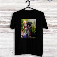 Asuna and Kirito Sword Art Online Custom T Shirt Tank Top Men and Woman
