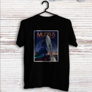 Atlas V MUOS-5 Launch Broadcast Custom T Shirt Tank Top Men and Woman