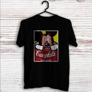 Mickey Campbells Custom T Shirt Tank Top Men and Woman