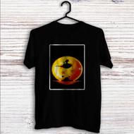 Sunset Dragon Ball Goku Custom T Shirt Tank Top Men and Woman