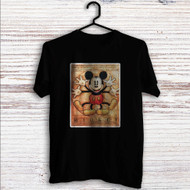 Vitruvian Mickey Mouse Custom T Shirt Tank Top Men and Woman