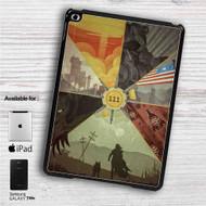 "Fallout 4 111 iPad 2 3 4 iPad Mini 1 2 3 4 iPad Air 1 2 | Samsung Galaxy Tab 10.1"" Tab 2 7"" Tab 3 7"" Tab 3 8"" Tab 4 7"" Case"