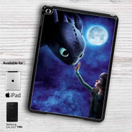 "Hiccup and Toothless iPad 2 3 4 iPad Mini 1 2 3 4 iPad Air 1 2 | Samsung Galaxy Tab 10.1"" Tab 2 7"" Tab 3 7"" Tab 3 8"" Tab 4 7"" Case"