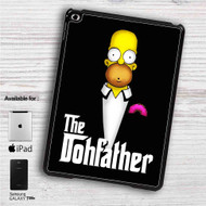 "Homer Simpson Godfather iPad 2 3 4 iPad Mini 1 2 3 4 iPad Air 1 2 | Samsung Galaxy Tab 10.1"" Tab 2 7"" Tab 3 7"" Tab 3 8"" Tab 4 7"" Case"