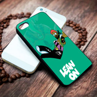 lean on major lazer on your case iphone 4 4s 5 5s 5c 6 6plus 7 case / cases