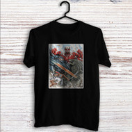 Attack on Godzilla Custom T Shirt Tank Top Men and Woman