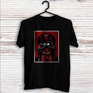 Batpool Batman Deadpool Custom T Shirt Tank Top Men and Woman