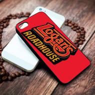 logan's roadhouse Iphone 4 4s 5 5s 5c 6 6plus 7 case / cases