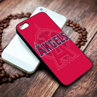 Los Angeles Angels on your case iphone 4 4s 5 5s 5c 6 6plus 7 case / cases