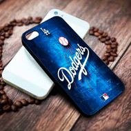 Los Angeles Dodgers 1 on your case iphone 4 4s 5 5s 5c 6 6plus 7 case / cases