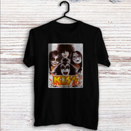 Kiss Band Custom T Shirt Tank Top Men and Woman