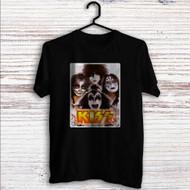 Kiss Band Custom T Shirt Tank Top Men and Woman