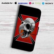 Tony Hawk Custom Leather Wallet iPhone 4/4S 5S/C 6/6S Plus 7| Samsung Galaxy S4 S5 S6 S7 Note 3 4 5| LG G2 G3 G4| Motorola Moto X X2 Nexus 6| Sony Z3 Z4 Mini| HTC ONE X M7 M8 M9 Case