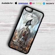 Assassin's Creed IV Black Flag iPhone 4/4S 5 S/C/SE 6/6S Plus 7| Samsung Galaxy S4 S5 S6 S7 NOTE 3 4 5| LG G2 G3 G4| MOTOROLA MOTO X X2 NEXUS 6| SONY Z3 Z4 MINI| HTC ONE X M7 M8 M9 M8 MINI CASE