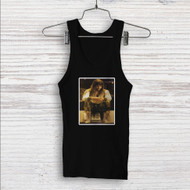 Bruce Dickinson Iron Maiden Custom Men Woman Tank Top T Shirt Shirt