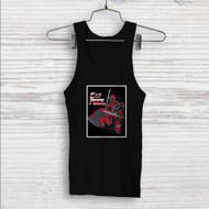 Car Pool Deadpool Custom Men Woman Tank Top T Shirt Shirt