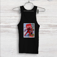 Doctor Who Deadpool Custom Men Woman Tank Top T Shirt Shirt